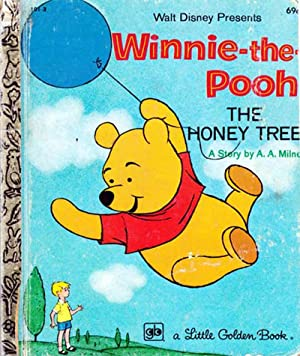 Winnie-the-Pooh The Honey Tree (Little Golden Book: Milne, A. A.;
