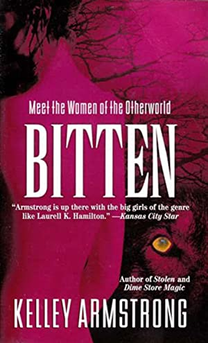 Bitten (Women of the Otherworld #1