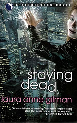 Staying Dead (Retrievers #1)