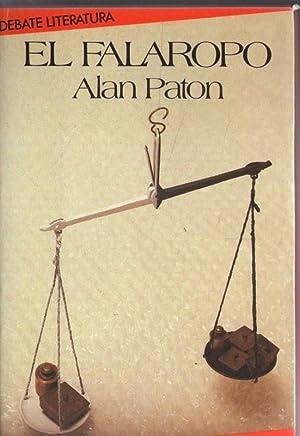 EL FALAROPO: PATON, ALAN
