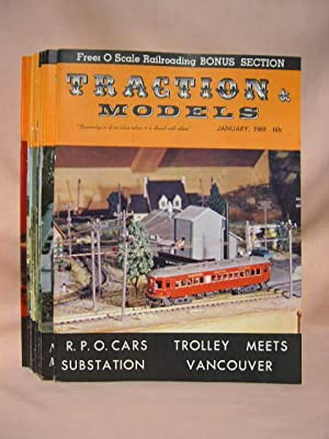 TRACTION & MODELS; ISSUES JANUARY, 1969, VOLUME 4, NO. 11 THRU DECEMBER, 1969, VOLUME 5, NO. 10