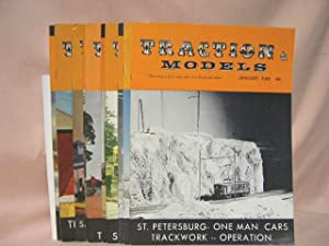 TRACTION & MODELS; JANUARY, 1968, VOLUME 3, NO. 11, THRU OCTOBER, 1968, VOLUME 4, NO. 8, AND ...