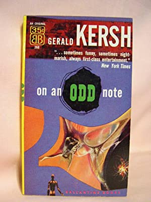 ON AN ODD NOTE: Kersh, Gerald