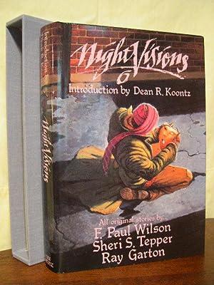 NIGHT VISIONS 6: F. Paul Wilson, Sheri Tepper, Ray Garton, Dean R. Koontz