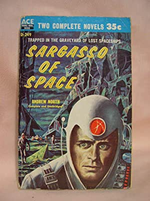 SARGASSO OF SPACE, bound with THE COSMIC: North, Andrew [Andre