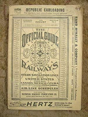 THE OFFICIAL GUIDE OF THE RAILWAYS; MAY,