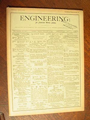 ENGINEERING: AN ILLUSTRATED WEEKLY JOURNAL, FRIDAY, JANUARY 29, 1932; VOL. CXXXIII - NO. 34446