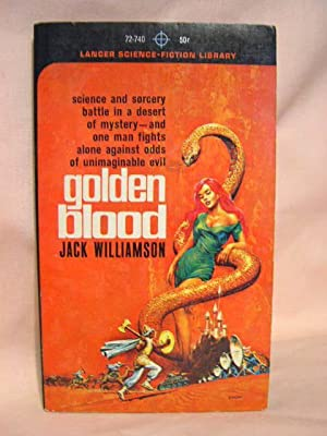 GOLDEN BLOOD: Williamson, Jack