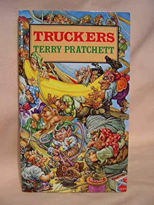 TRUCKERS: Pratchett, Terry