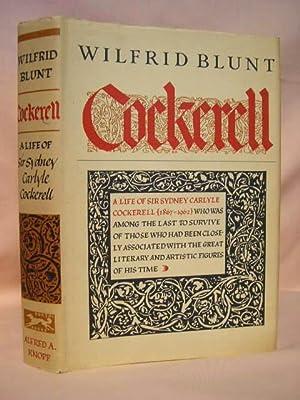 COCKERELL: Blunt, Wilfrid