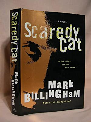SCAREDY CAT: Billingham, Mark