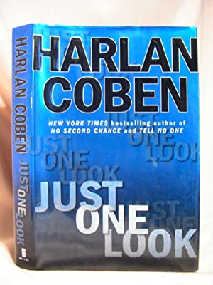 JUST ONE LOOK: Coben, Harlan