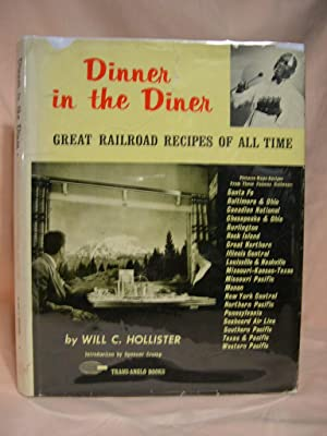 DINNER IN THE DINER: Hollister, Will C.