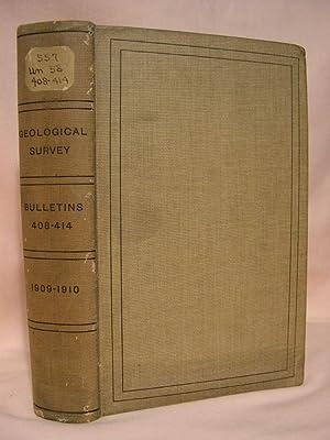 BULLETINS NOS. 408-414. 408] RECONNAISSANCE OF SOME MINING CAMPS IN ELKO, LANDER, AND EUREKA ...