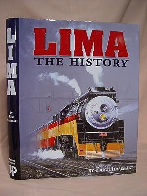 LIMA: THE HISTORY: Hirsimaki, Eric