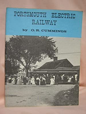 PORTSMOUTH ELECTRIC RAILWAY. ELECTRIC TRACTION QARTERLY, FALL & WINTER, 1966, VOLUME 5, NUMBERS...