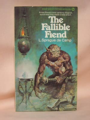 THE FALLIBLE FIEND: De Camp, L.