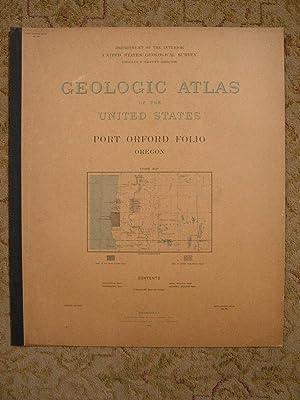 GEOLOGIC ATLAS OF THE UNITED STATES; PORT: Diller, J.S.