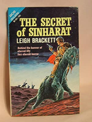 THE SECRET OF SINHARAT bound with PEOPLE OF THE TALISMAN: Brackett, Leigh