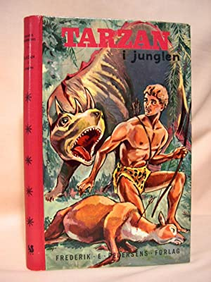TARZAN I JUNGLEN (TARZAN THE TERRIBLE): Burroughs, Edgar Rice