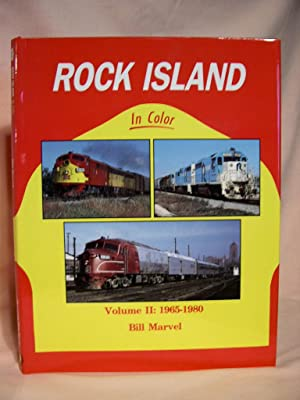 ROCK ISLAND IN COLOR, VOLUME II: 1965-1980: Marvel, Bill