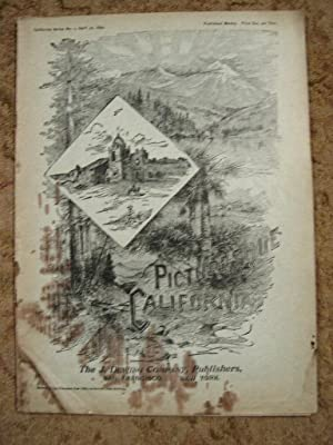 PICTURESQUE CALIFORNIA; NO. 11, APRIL 30, 1894: Muir, John, editor
