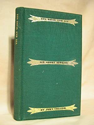 THE DEVIL AND ALL: Collier, John