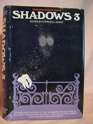 SHADOWS 3: Grant, Charles L., editor