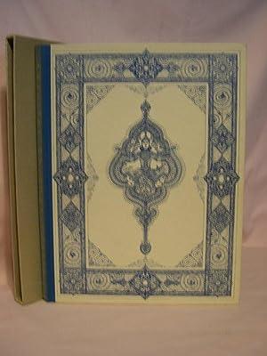 THE RUBÁIYÁT OF OMAR KHAYYÁM, RENDERED IN ENGLISH VERSE BY EDWARD FITZGERALG: ...