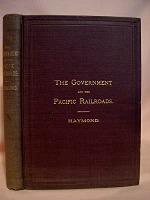 THE CENTRAL PACIFIC RAILROAD CO., ITS RELATIONS TO THE GOVERNMENT. IT HAS PERFORMED EVERY ...