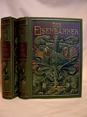 DER EISENBAHNER, VOLUMES ONE AND TWO [THE RAILROADMAN]: M�ller, Max