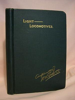 H.K. PORTER COMPANY; BUILDERS OF LIGHT LOCOMOTIVES,