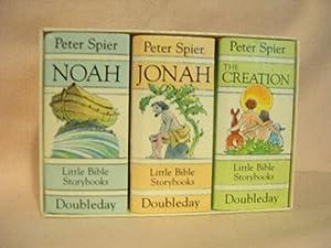 PETER SPIER'S LITTLE BIBLE STORYBOOKS: Spier, Peter