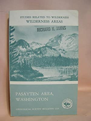 MINERAL RESOURCES OF THE PASAYTEN WILDERNESS AREA, WASHINGTON; GEOLOGICAL SURVEY BULLETIN 1325: ...