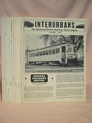 INTERURBANS: THE NATIONAL ELECTRIC RAILWAY NEWS DIGEST. JANUARY-DECEMBER, 1946: Swett, Ira L., ...