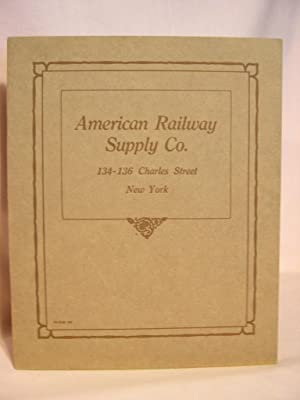 AMERICAN RAILWAY SUPPLY CO.