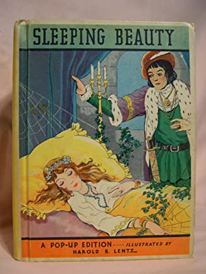 "SLEEPING BEAUTY, WITH ""POP-UP"" ILLUSTRATIONS IN COLOR BY HAROLD LENTZ"