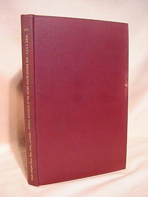 MINERAL RESOURCES OF THE REGION AROUND BOULDER DAM; GEOLOGICAL SURVEY BULLETIN 871: Hewett, D.F., ...