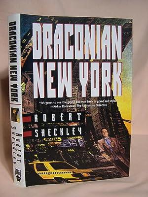 DRACONIAN NEW YORK: Sheckley, Robert