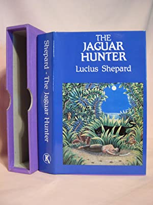 THE JAGUAR HUNTER: Shepard, Lucius
