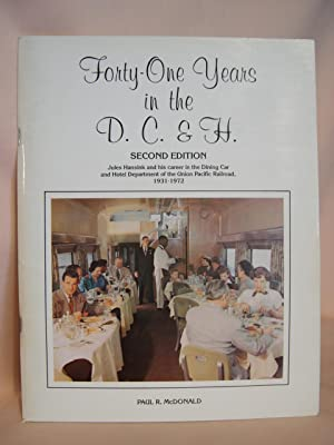 FORTY-ONE YEARS IN THE D.C.&H: JULES HANSINK AND HIS CAREER IN THE DINING CAR AND HOTEL ...
