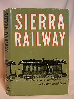 SIERRA RAILWAY: Deane, Dorothy Newell