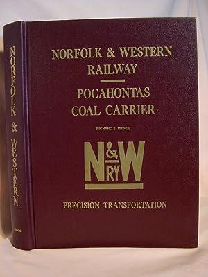 NORFOLK & WESTERN RAILWAY - POCAHONTAS COAL: Prince, Richard E.