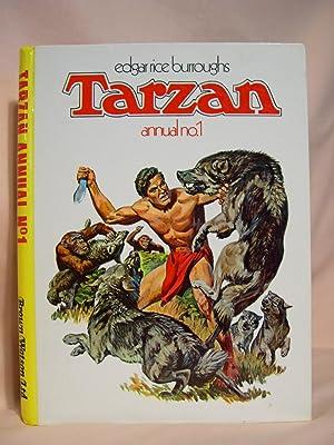 TARZAN ANNUAL NO. 1: Burroughs, Edgar Rice
