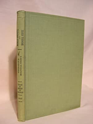 MISCELLANEOUS PAPERS ON THE ZOOLOGY OF MICHIGAN. MICHIGAN GEOLOGICAL AND BIOLOGICAL SURVEY, ...
