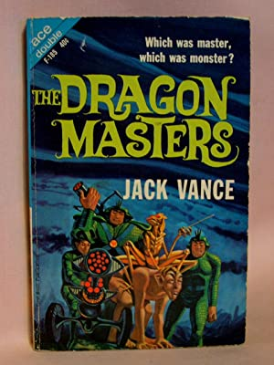 THE DRAGON MASTERS' bound with THE FIVE GOLD BANDS: Vance, Jack