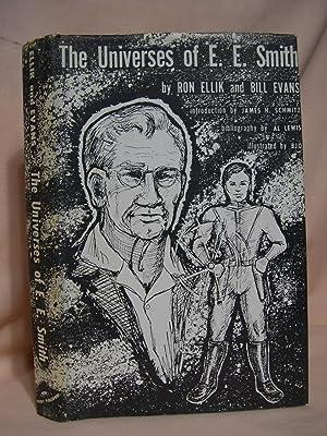 THE UNIVERSES OF E.E. SMITH: Ellik, Ron, and Bill Evans.