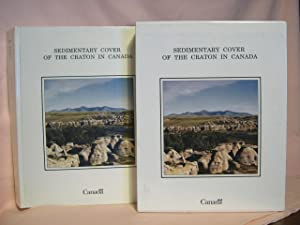 SEDIMENTARY COVER OF THE CRATON IN CANADA and SLIPCASE WITH MAPS; GEOLOGY OF CANADA NO. 5: Stott, ...