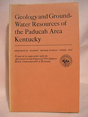 GEOLOGY AND GROUND-WATER RESOURCES OF THE PADUCAH: Pree Jr., H.L.,