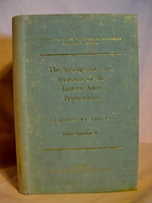 THE STRATIGRAPHY AND STRUCTURE OF THE EASTERN ADEN PROTECTORATE; OVERSEAS GEOLOGY AND MINERAL ...